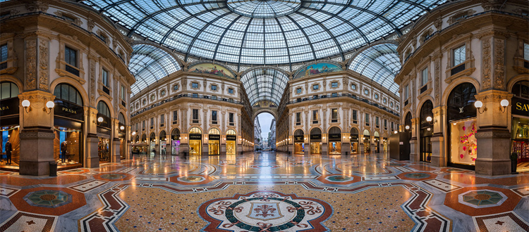 Photo of Galleria Vittorio Emanuele II (Milaan)