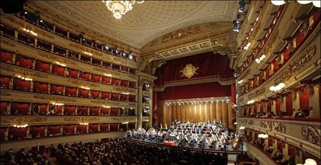 Photo of Scala van Milaan