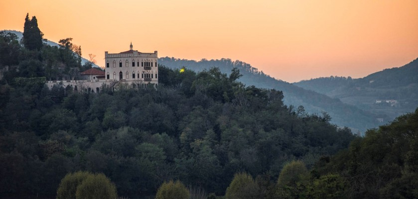 Photo of Villa Draghi in Montegrotto…Een omweg waard
