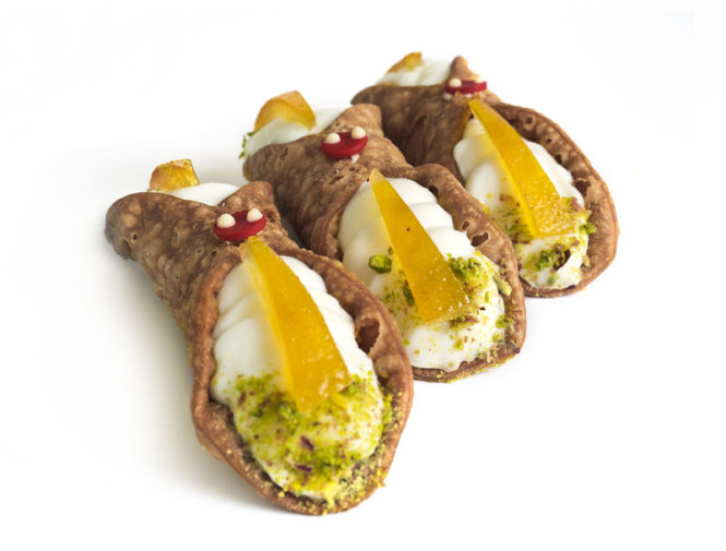Photo of Cannoli bij Bottone in Milaan