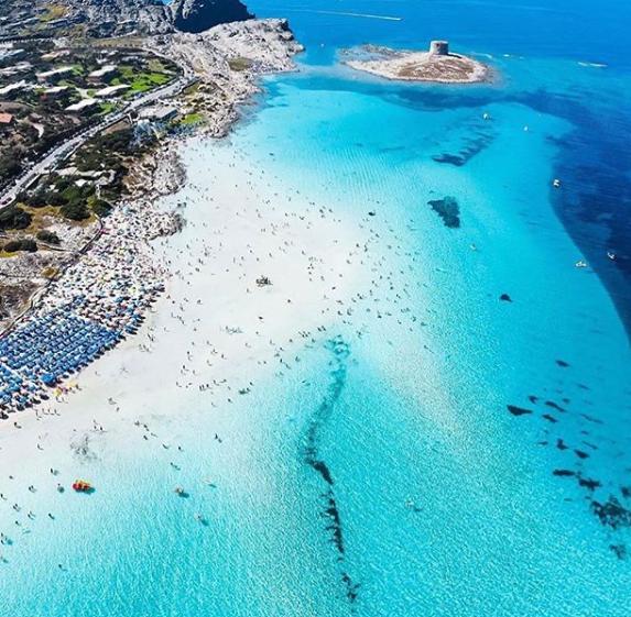 Photo of La Pelosa in Sardinië volgend jaar betalend?