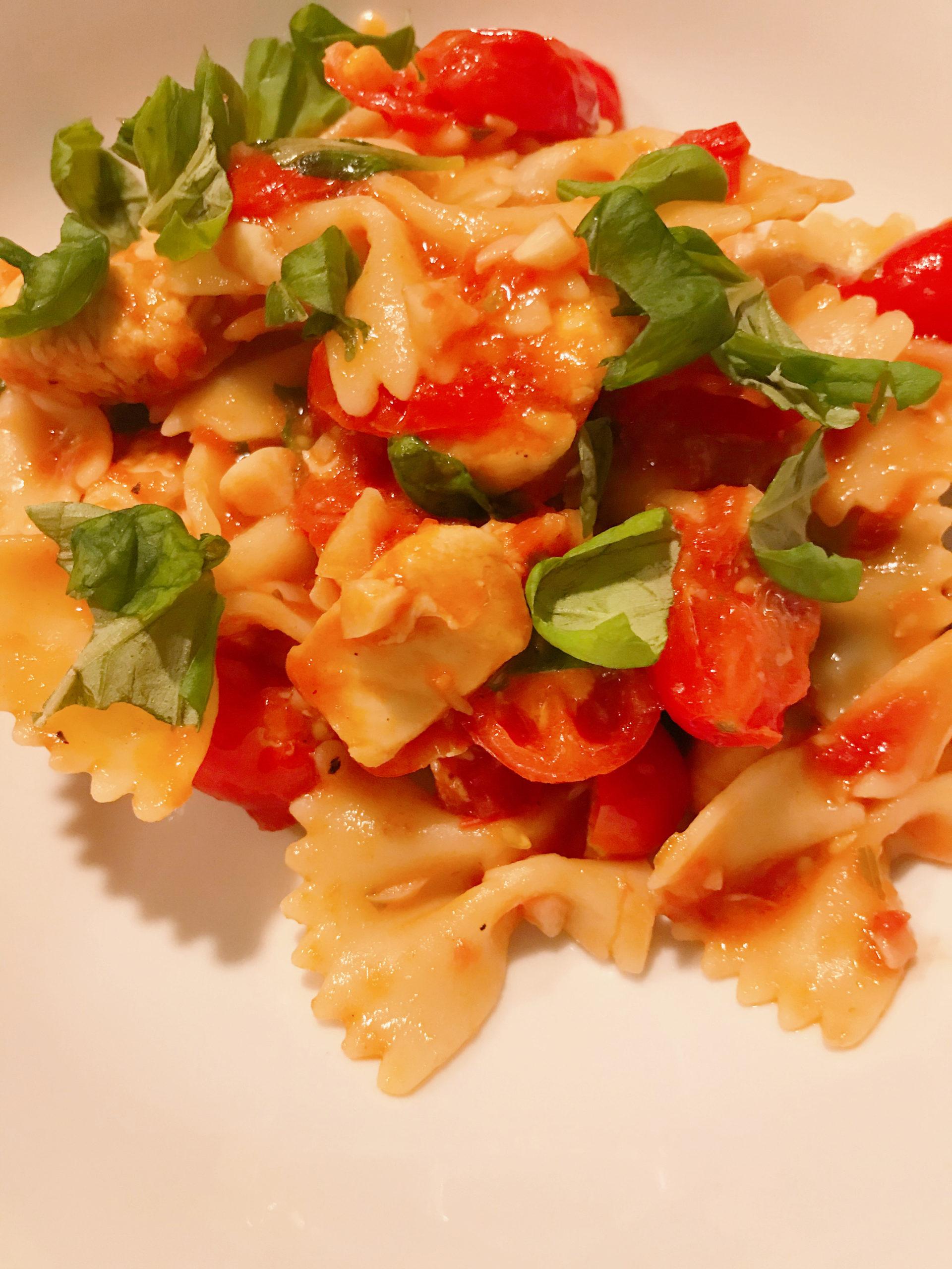 Photo of Josephine's Cucina : Kip Bruschetta Pasta