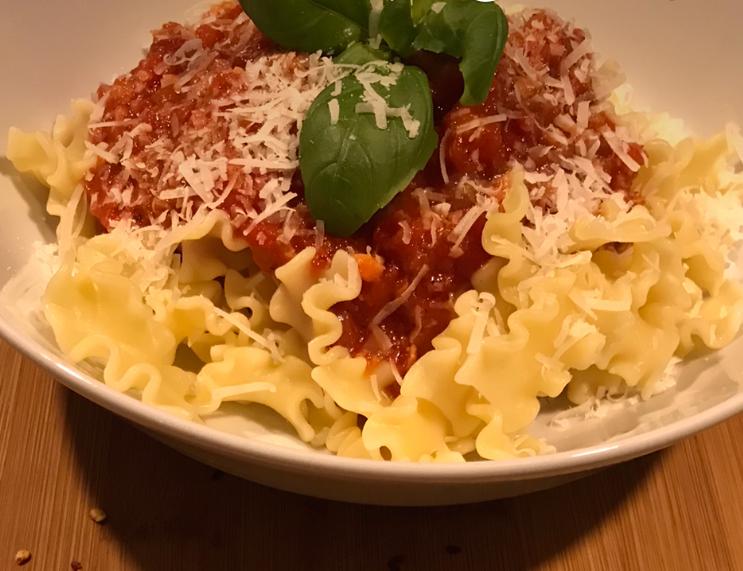 Photo of Josephine's Cucina : Heerlijke Pasta all'Amatriciana