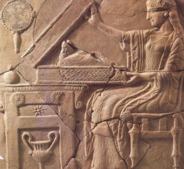 Photo of De archeologische site in Locri, uniek in zijn  soort