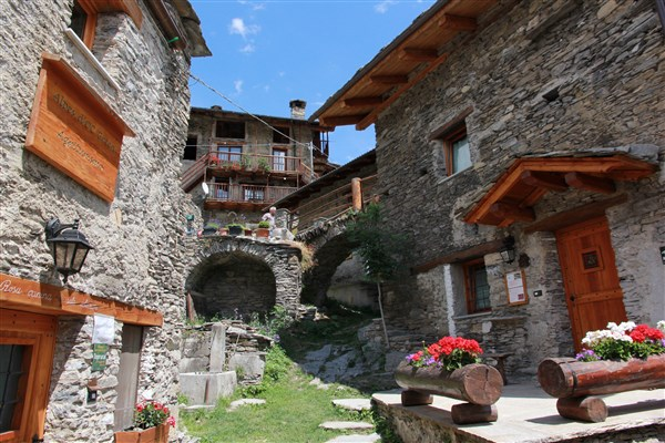 Photo of Vakantiecentrum Alpes d'OC MORINESIO in Piemonte