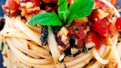 Photo of Josephine's Cucina :  Pasta ala Trapanese