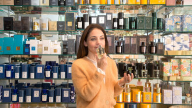 Photo of Alexandra Gutmann (Parfumeries Gutmann) : Acqua di Parma is puur vakmanschap !