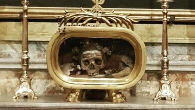 Photo of Rome : Bekijk de schedel van Sint Valentijn én de oudste leugendetector ter wereld