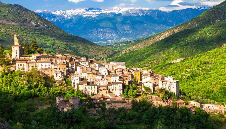 Photo of Abruzzo, ongerept en divers