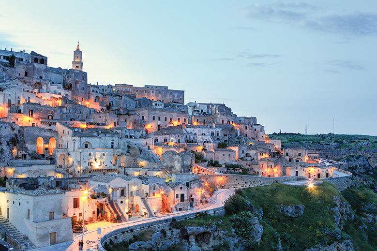 Photo of Basilicata, een grote verscheidenheid met een rijke geschiedenis