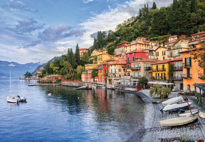 Photo of Het betoverend Como meer