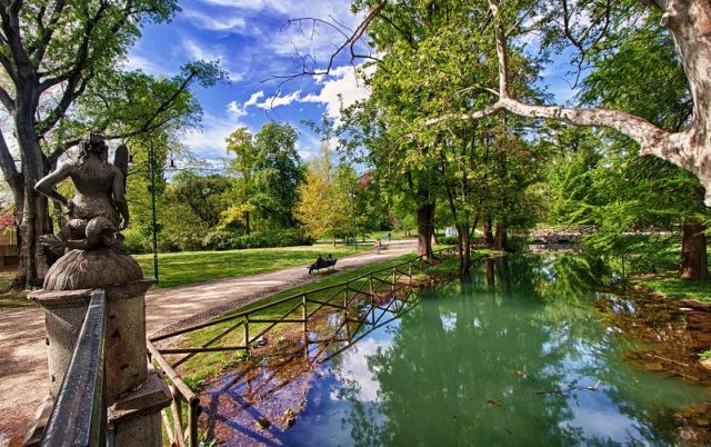 Photo of Parco  Sempione (Milaan)