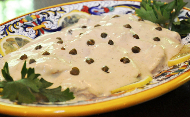 Photo of Vitello Tonnato (recept)