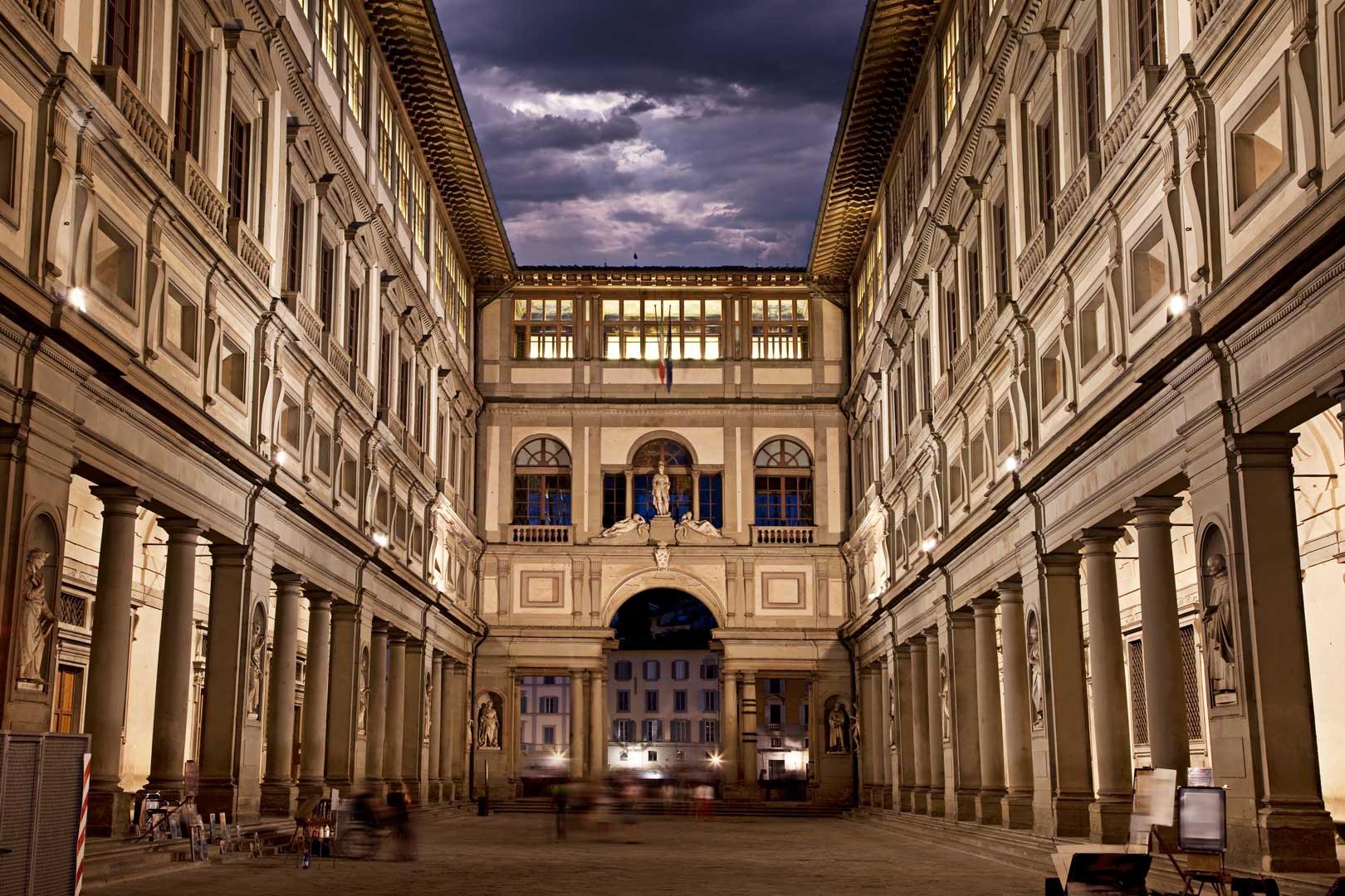 Photo of 'La Galleria degli Uffizi' in Firenze