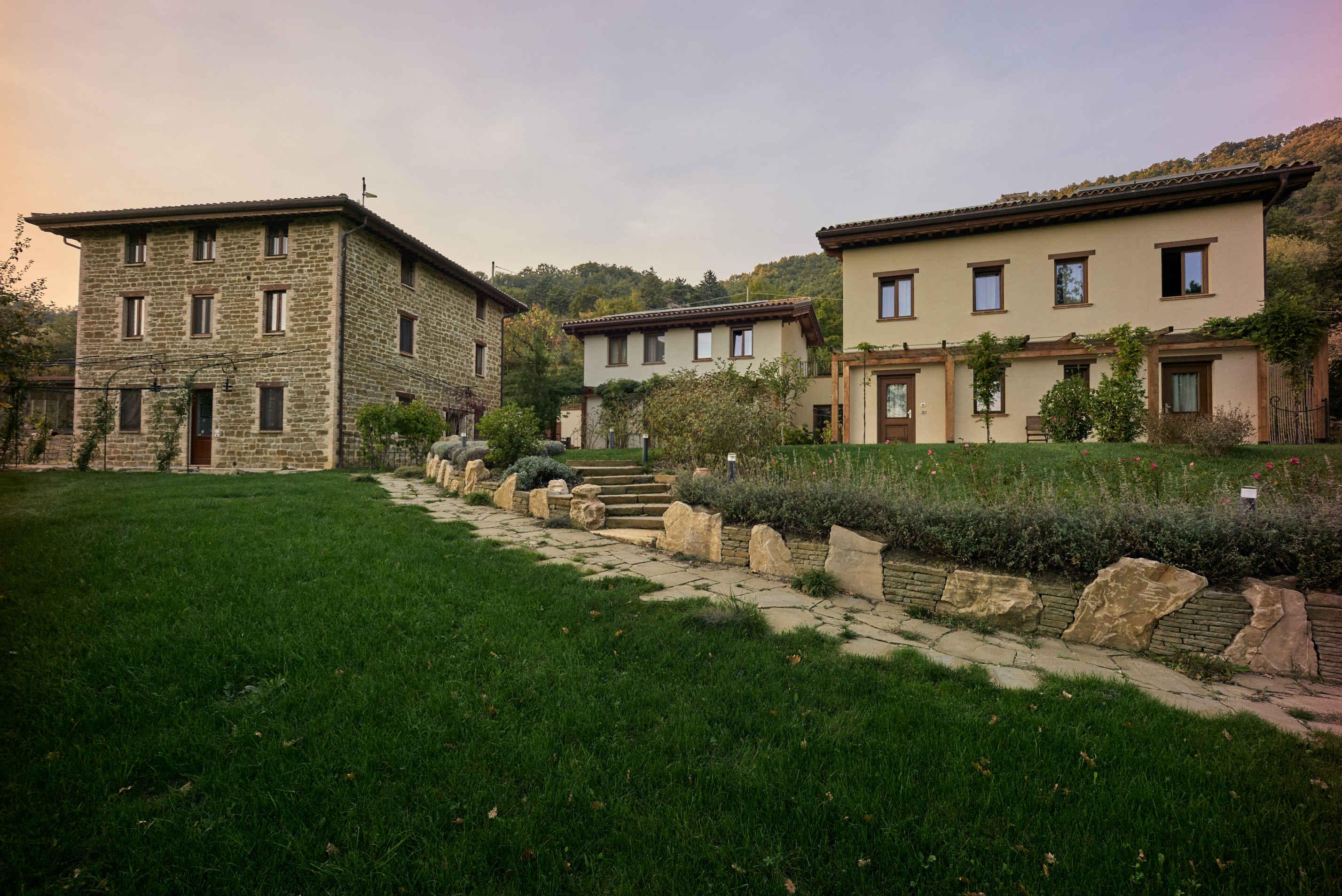 Photo of Genieten in een luxueus landgoed : Incantico nabij Assisi