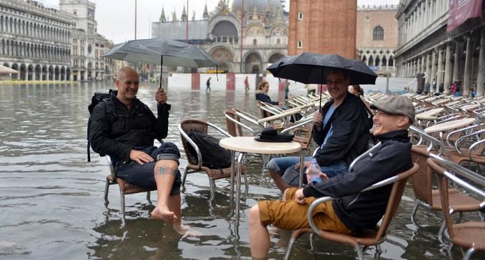 Photo of Venetië permanent onder water vanaf 2100 ?