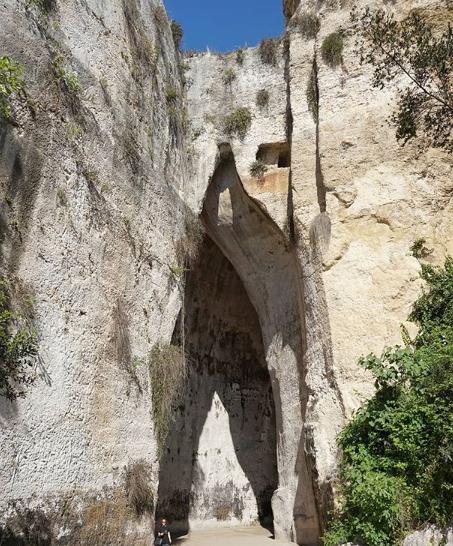Photo of L'Orecchio di Dionisio (Syracuse) : Eén der spectaculairste grotten wereldwijd !