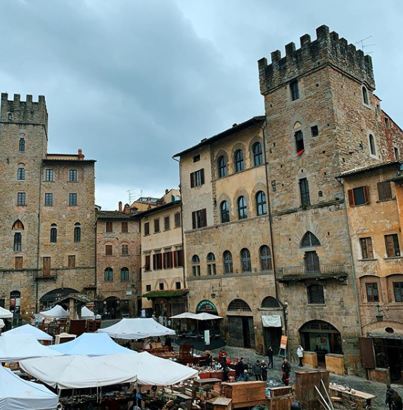 Photo of Arezzo, een authentieke parel in Toscane
