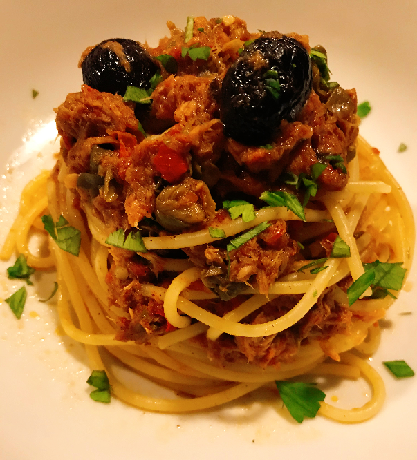 Photo of Josephine's Cucina : Spaghetti Puttanesca