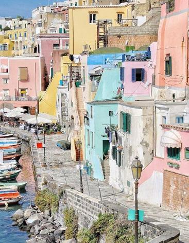 Photo of Laat Capri en Ischia even links liggen en bezoek Procida…Een kleine parel aan de Baai van Napels
