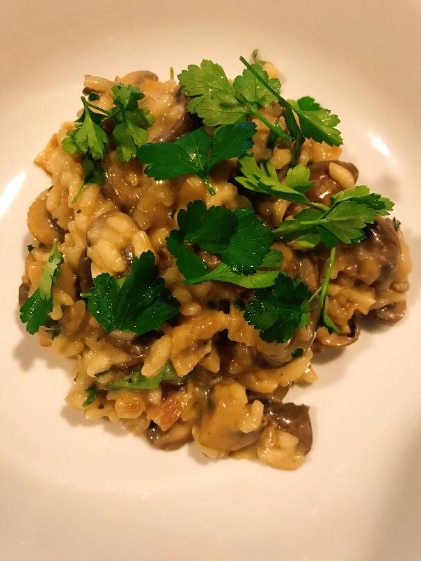 Photo of Josephine's Cucina : Risotto ai funghi