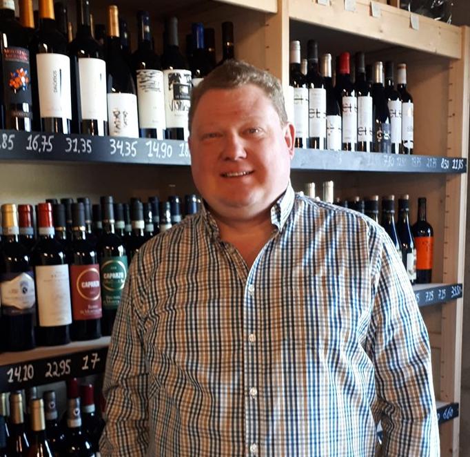 Photo of Mario Lamoot (Mario's Wijnkeuze) : 'Italië, daar ben je als wijnkenner nooit klaar mee'