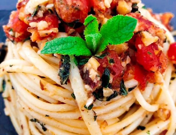 Photo of Josephine's Cucina :  Pasta ala Trapanese