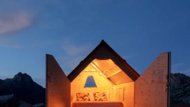 Photo of Onder de blote sterrenhemel slapen in een blokhut in Piemonte