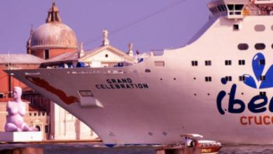 Photo of Geen cruiseschepen meer in Venetië vanaf 1 augustus