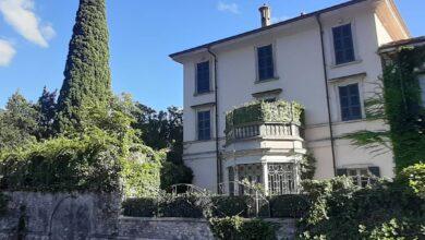 Photo of Villa l'Oleandra, het zomerverblijf van George Clooney
