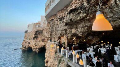 Photo of Grotta Palazzese (Puglia), culinair genot in een feeëriek kader
