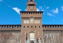 Photo of Bezoek Milaan : Castello Sforzesco, imposant kasteel centraal in de stad !