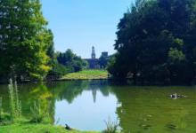 Photo of Bezoek Milaan : Parco Sempione, oase van rust in het historische centrum